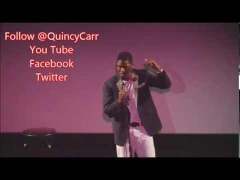 Quincy Carr's 'CRASH THE PARTY 4' comedy show (Aug. 17, 2013)