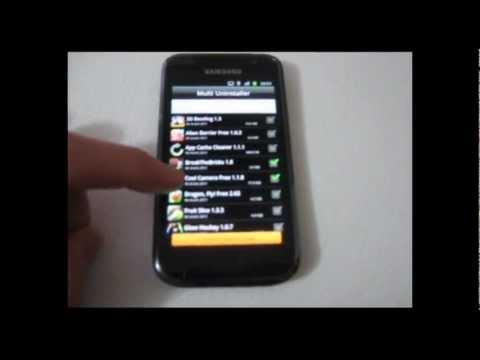 Video of Multi Uninstaller