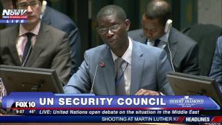 FNN: Morning Livestream for 1/17/17 - UN Security Council Discusses Middle East