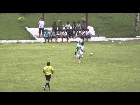 Gol do Murilo contra Itagibá na Copa Niquel 2013, em Itagibá-Ba