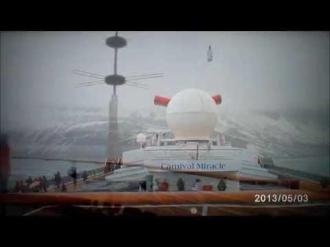 Carnival Miracle 1st Trip to Alaska
