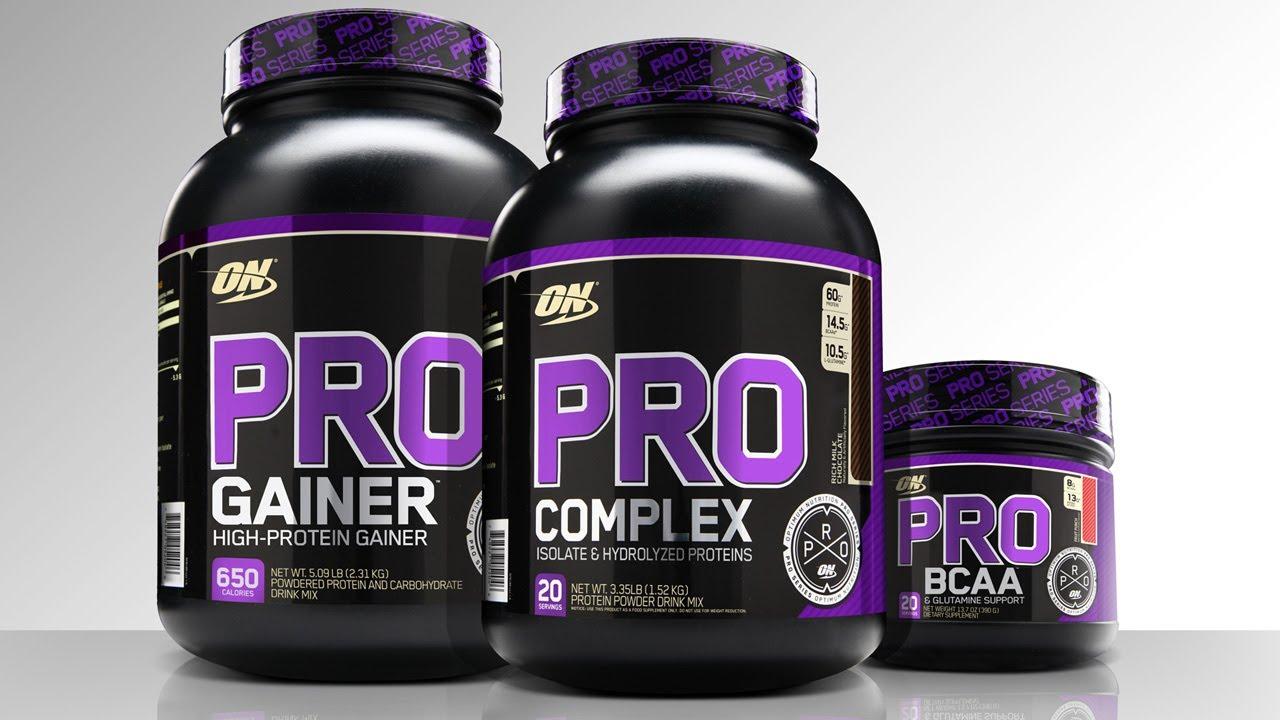 Optimum nutrition gainer pro complex