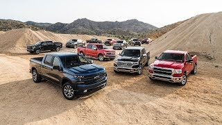 MotorTrend's 2019 Truck of the Year: The Overview by Motor Trend