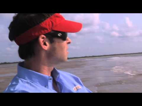 Surf Fishing for Redfish in South Carolina