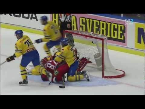RUSSIA – SWEDEN 4:1 █ Oddset Hockey Games 2013 Россия Швеция Евротур