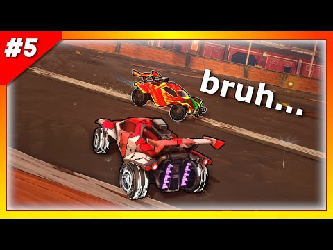 The worst teammate I've ever had   3's Until I Lose Ep. 5   Rocket League