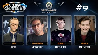Streamer Showdown #9 Overwatch Anniversary feat. Jeff Kaplan, Seagull, Muselk, & Doa) Video