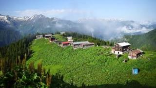 Rize Turkey  city pictures gallery : Pokut Valley (Rize - Turkey) Morning Scenary