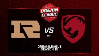 Royal Never Give Up vs  Tigers, DreamLeague Minor, bo3, game 1 [Jam & Maelstorm]