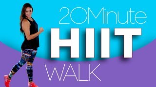 Nonton Torch those calories with this 20 Minute HIIT Walk! Film Subtitle Indonesia Streaming Movie Download