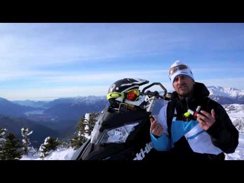 Dave Norona - British Columbia Snowmobile Federation 2013