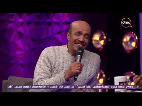 """شاهد - سليمان عيد يغني لنجاة الصغير """"أما براوه"""""""