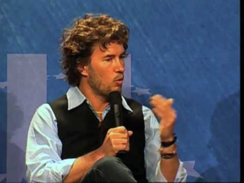 tomsshoes - Bill Clinton interviews Blake Mycoskie at the Clinton Global Initiative about how he came to start TOMS. Blake explains many of the frequently asked question...