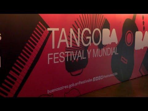 بوينوس أيريس تحتضن فعاليات مهرجان وبطولة العالم لرقصة التانغو