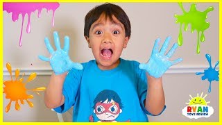 Video Learn Colors with Paint and Teach Alphabet Animals with Ryan ToysReview MP3, 3GP, MP4, WEBM, AVI, FLV Maret 2018