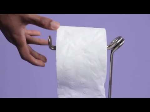 peopleagainstdirty - today, we're addressing the age old toilet paper debate: over or under?