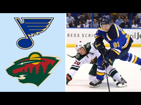 Video: St. Louis Blues vs. Minnesota Wild | EXTENDED HIGHLIGHTS | 2/17/19 | NHL on NBC