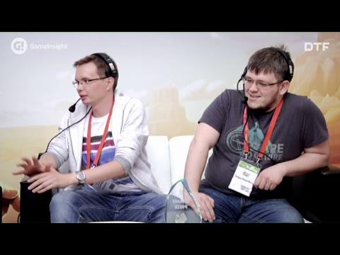 DevGAMM Moscow 2018. День второй.