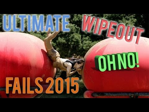[NEW] Ultimate WIPEOUT Fails [2015] - HILARIOUS - MUST SEE