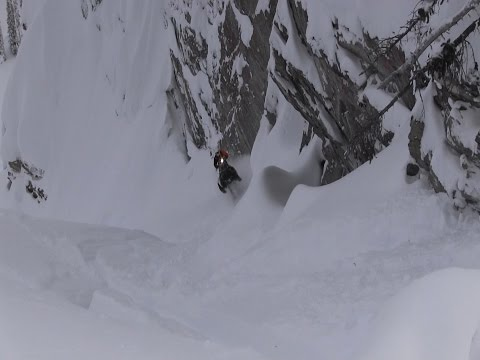 Revy Chute-Out #1