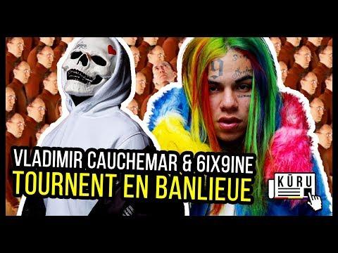 VLADIMIR CAUCHEMAR & 6IX9INE TOURNENT EN BANLIEUE 💀🔥