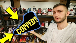 Going sneaker shopping in Arizona at some of the dopest sneaker stores in the state! Yeezy 750's, Yeezy 350's, cream Ultra Boosts, Air Jordan Retros, and mor...