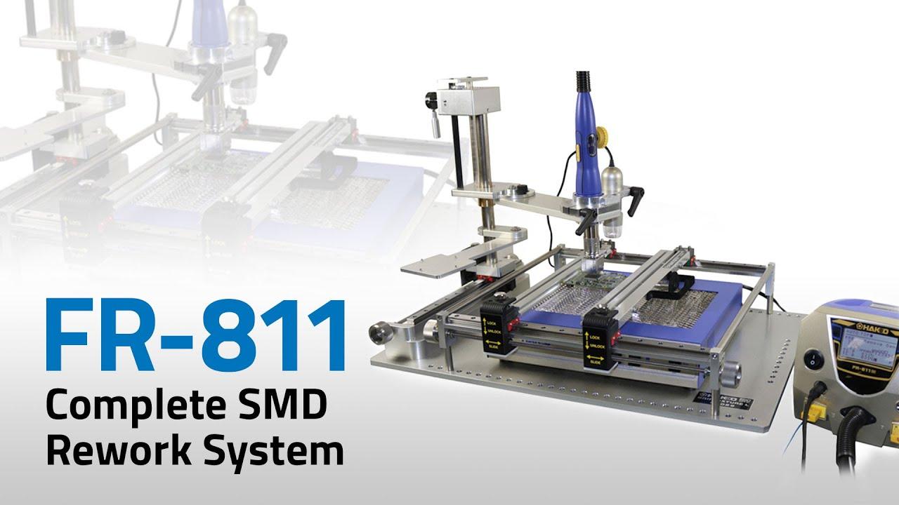 FR811-SET — A Complete SMD Rework System