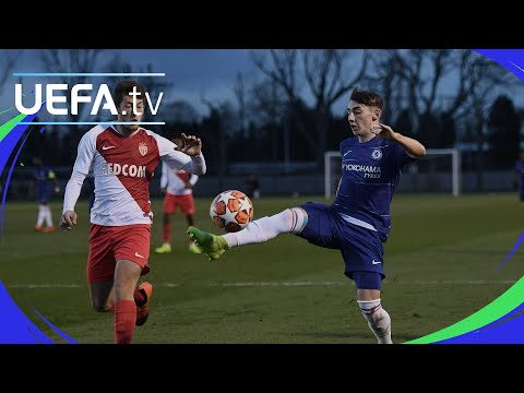 #UYL Play-offs Highlights: Chelsea 3-1 Monaco