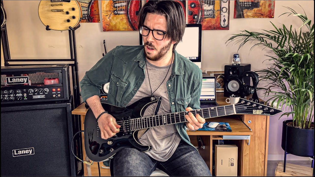 Stairway To Heaven – Led Zeppelin – Electric Guitar Cover by Tanguy Kerleroux