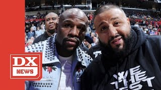 DJ Khaled & Floyd Mayweather Are Getting Sued For Alleged Cryptocurrency Scam