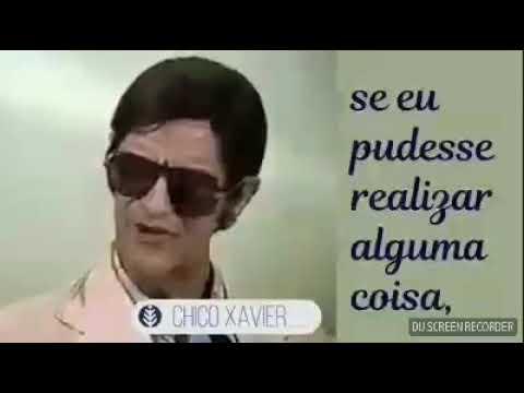 Mensagem de amor de Chico Xavier