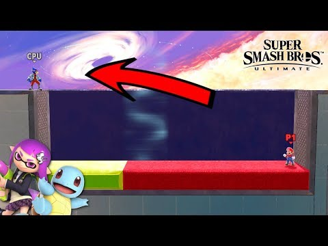 Super Smash Bros. Ultimate - Who Can Go Through the Strongest Wind? - Thời lượng: 13:45.