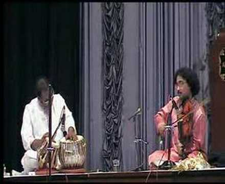 Indradeep Ghosh - North Indian Classical Violin