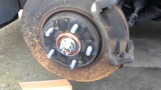 Nonton 2012 Hyundai Sonata Front Brake Pad Replacement Film Subtitle Indonesia Streaming Movie Download