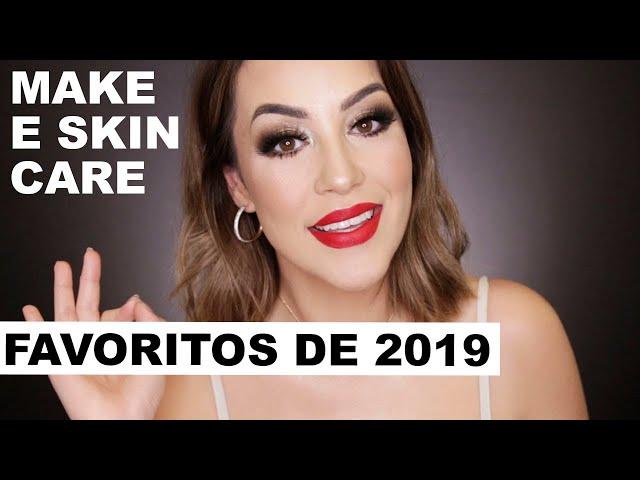 FAVORITOS DO ANO - OS MELHORES PRODUTOS DE 2019  - Bruna Malheiros