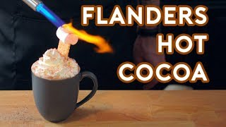 Binging with Babish: Flanders' Hot Chocolate from The Simpsons Movie
