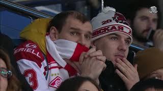 Спартак - ЦСКА 0-4