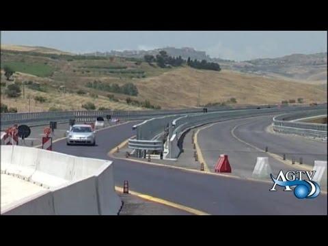 Anas, Apertura al traffico strada statale 640 Degli Scrittori