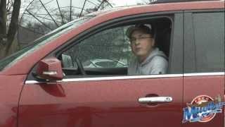 Fred Mueller 2012 GMC Acadia Denali Test Drive
