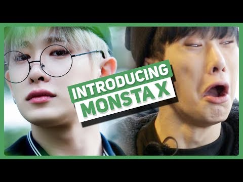 INTRODUCTION TO MONSTA X! 몬스타엑스