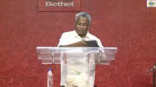 Bible Study on Revelation Chapter 2&3 - Class 1 By Rev. Dr. M A Varughese