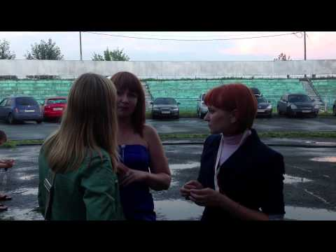 День металлурга ЧТПЗ Челябинск 2013 Backstage
