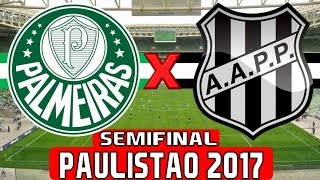 Assista os Melhores momentos e gols do jogo Palmeiras 1 x 0 Ponte Preta (22/04/2017) SEMIFINAL do Campeonato Paulista 2017. Melhores momentos do jogo Palmeir...