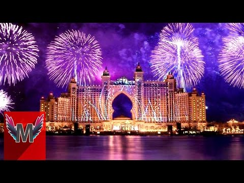 Biggest fireworks display in the world