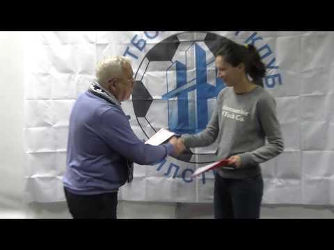Дарья Апанащенко подписала контракт с ЖФК \Жилстрой-1\ - DomaVideo.Ru