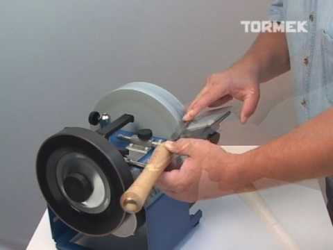 Tormek T-7 Intro