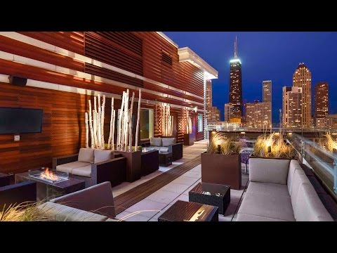 Video tour – Chestnut Tower, apartments on the Gold Coast / River North border