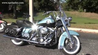 3. Used 2008 Harley Davidson FLHRC Road King Classic