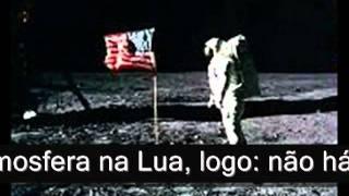 As provas de que o homem nunca foi à Lua!