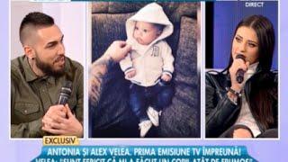 Antonia si Alex Velea la Rai da' Buni cu Mihai Morar pe Antena Stars - Partea 1
